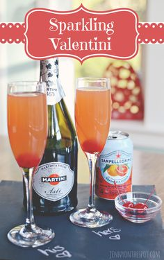 The Sparkling Valentini - Cheers!