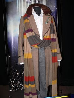 4th Doctor costume | from Doctor Who Experience