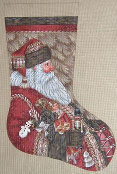 Father Christmas by Liz