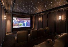 Theater Room - by Seldom Scene Interiors