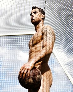 Carlos Bocanegra (ESPN - Body Issue 2012)