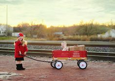 Railroads and wagons