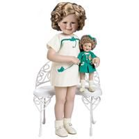 "The Shirley Temple ""Our Little Girls"" Dolls - The Danbury Mint"