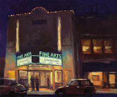 Movie theatre in asheville