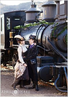 Steampunk Engagement