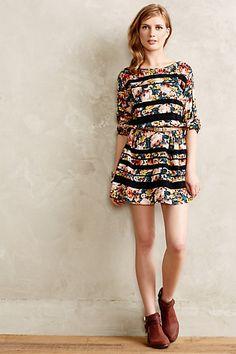 Garden Lace Dress #anthropologie #anthrofave