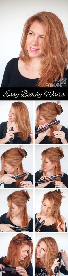 90s inspired #normcore hair tutorials – half up double ponytails and buns