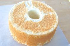 Angel Food Cake from scratch