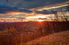 November Sunrise - Roanoke,VA  http://www.nfirebaughimages.com/topaz-labs-black-friday-deal/