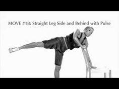 Метод 30 дней Трейси Андерсон (30 day method). ЧАСТЬ 3 - YouTube