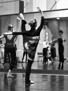 Ballet Class