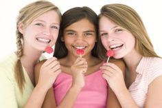 Tween Girl's Birthday Party Ideas | Stretcher.com - A great time for the party girl and her friends