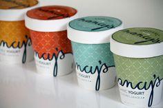 Nancy's Yogurt on Behance