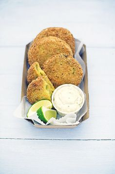 ... fried green tomatoes www.pane-burro.blogspot.it ...
