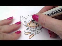 Pro Marker Tutorial : Skin Tones