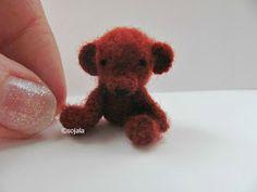 Amigurumi To Go: Tiny Teddy Bear