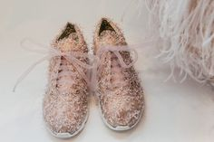 Take a closer look at all the kicks featured in the Chanel Haute Couture show