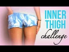 Clarity Inner Thigh Challenge! Let's go!