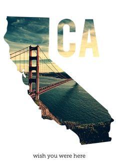 cali san francisco california, the bay, golden gate bridge, new homes, the bridge, travel, bay area, place, sweet home