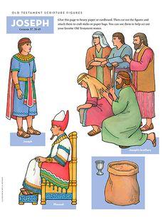 Scripture Figures, Joseph