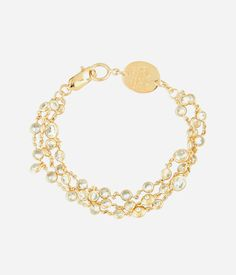 uptown 3-row bracelet - designer bracelets - bracelets for women
