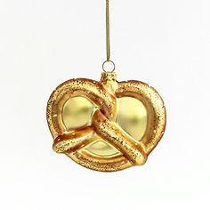 A pretzel perfect ornament #holidays #decorations
