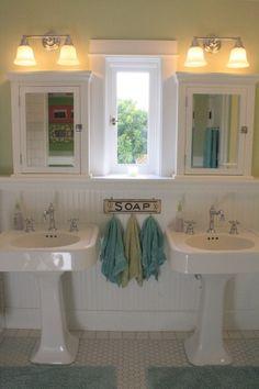Bungalow Bathroom