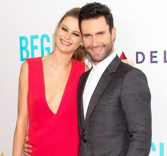 You'll never guess who officiated Adam Levine and Behati Prinsloo's dream wedding.