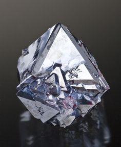 cuprite octohedra - siberia, russia