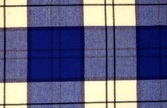 Swatch for Dress Royal Blue Lennox #lennox #royal #tartan