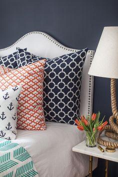 """Caitlin Wilson Textiles """"Anchors Away"""" Collection"""