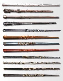 make your own Harry Potter wand out of paper!!