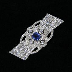 Art Deco Jewelry, ca. 1920