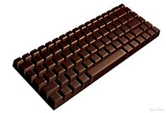 Chocolate keyboad