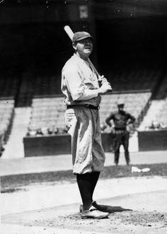 Babe Ruth Perhaps more impressive than his 714 homers is how good he was as a pitcher. The man was a 20 game winner...twice!