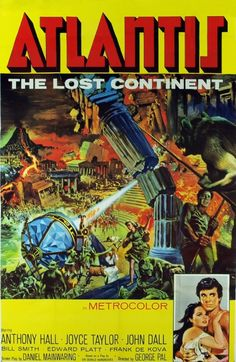 Atlantis The Lost Continent....1961