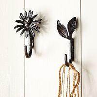 Botanical hooks