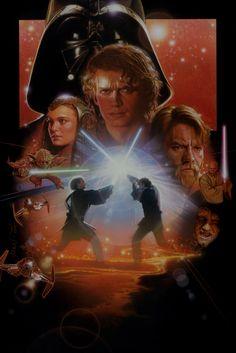 Drew Struzan, Star Wars III