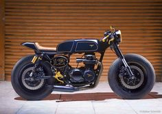 Ottonero Cafe Racer: Tarso Marque motos