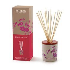 Esteban Paris Esprit de thé Decorative Scented Bouquet diffusers. $34.99