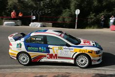 Mitsubishi EVO X, Marcelino Hevia, 2013