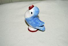 Vintage Blue Bird Pie Bird, $14.00
