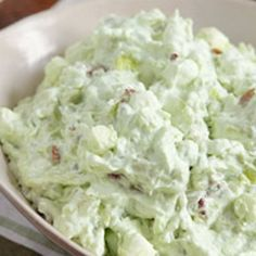 ♥ this... Watergate Salad
