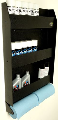 Cabinets and Racks for Horse Trailers