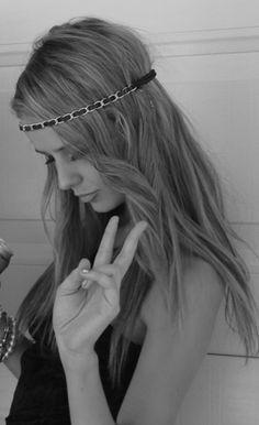 #Hippie #headband.