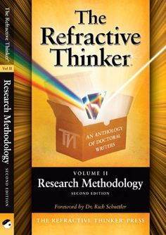 The Refractive Thinker®: Vol II: Research Methodology, Second Edition; Ch 5: Exploring the Experiences of Complementary Nurses: A Qualitative Phenomenlogy Study by Dr. Susan Kristiniak. $3.50. Publisher: The Refractive Thinker® Press; 2 edition (May 24, 2011). 45 pages
