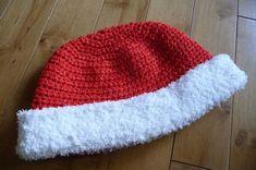 Santa Claus Parade Beanie free crochet pattern