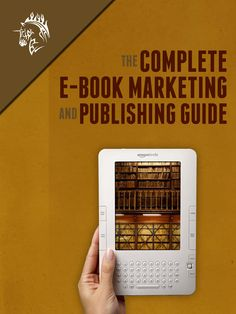 E-Book writing and publishing