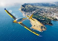 SolarWorld and PC-AERO Unveil Two New Solar-Powered Airplanes
