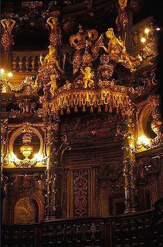 Bayreuth, L'Opéra des margraves Photo © Lothar Spurzem Creative Commons